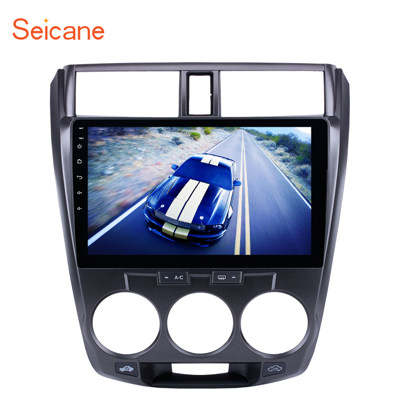Seicane Android 8 1 7 1 2DIN 10 1 Car Radio with Bluetooth GPS Navigation FM
