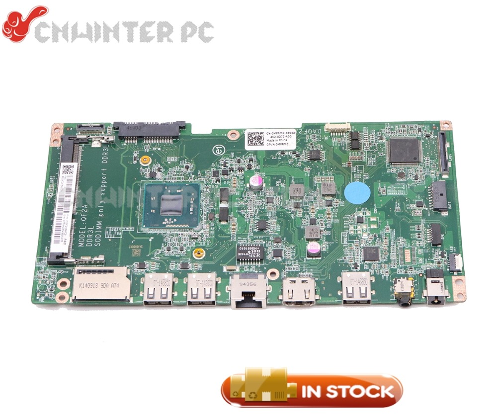 NOKOTION DAQF2AMB6A0 CN-0MFRMC 0MFRMC MFRMC For Dell Inspiron All In One 20 3043 Laptop Motherboard SR1YW N3540 CPUNOKOTION DAQF2AMB6A0 CN-0MFRMC 0MFRMC MFRMC For Dell Inspiron All In One 20 3043 Laptop Motherboard SR1YW N3540 CPU