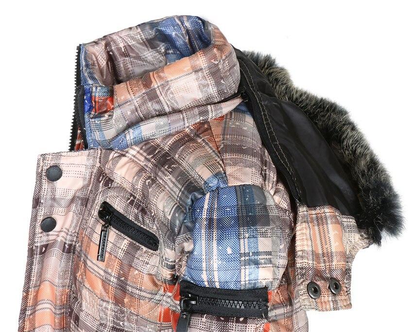 Duck down jaket for boys DJ5A016-D6