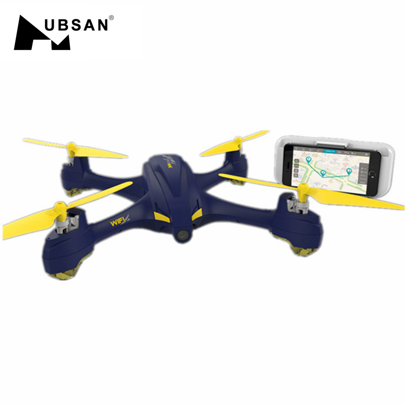 Original Hubsan X4 STAR H507A App Compatible Wifi FPV With 720P HD Camera GPS Headless Mode RC Drone Quadcopter RTF hubsan h501m x4 waypoint brushless motor gps wifi fpv w 720p hd camera altitude hold headless mode app rc drone quadcopter rtf
