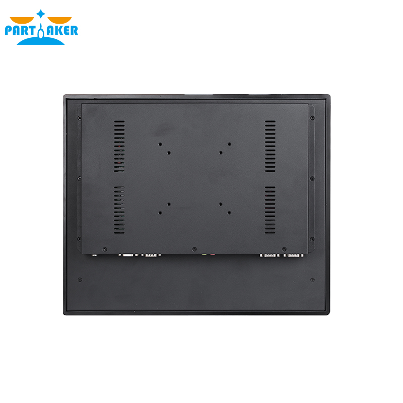 Купить с кэшбэком 17 Inch IP65 Industrial Touch Panel PC Intel Core i5 3317U All in One Computer with Windows and Linux 10 Points Capacitive TS