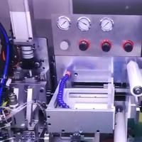 Wozniak Otomatik Hızlı Vakum OCA Laminatör Makinesi iPhone iPad için Cam