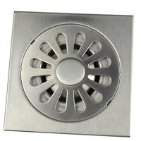 Afvoerputje geur-proof core wasmachine afvoer afvoerputje multifunctionele rvs afvoerputje uitverkoop