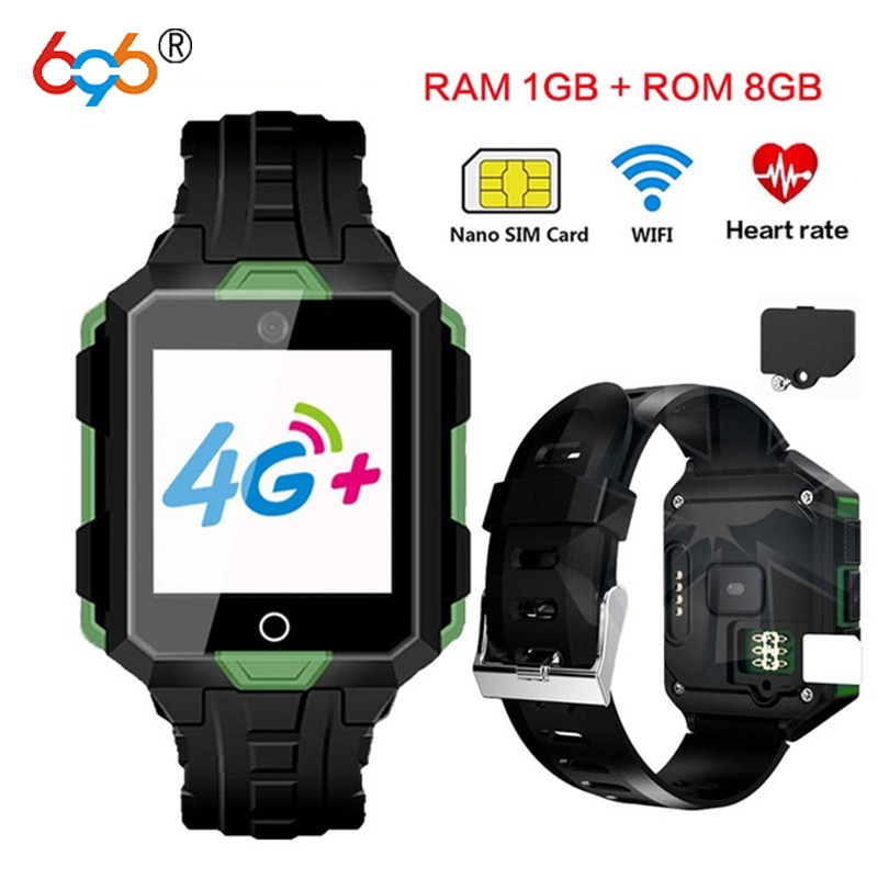 696 M9 Smart Watch 4G Android6.0 Has Bluetooth/Phone Call vivo Waterproof MEN