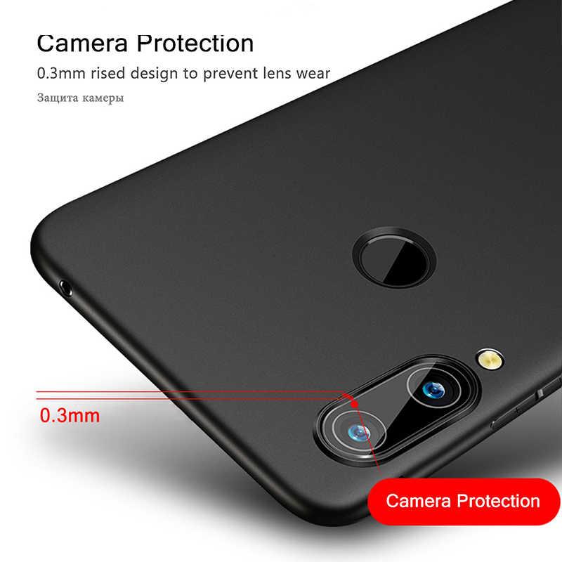 Матовый чехол из ТПУ для Xiaomi Redmi Note 7 7A K20 Pro 6 5 6A S2 4X4 4A 5A 5 Plus mi 9 SE Honor 8 Lite A1 6X A2 Lite mi x 3 2 s крышка