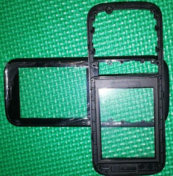 SZWESTTOP d'origine Avant boîtier avec Verre pour Philips E160 CTE160 Mobile couvercle de la batterie pour Xenium téléphone téléphone portable