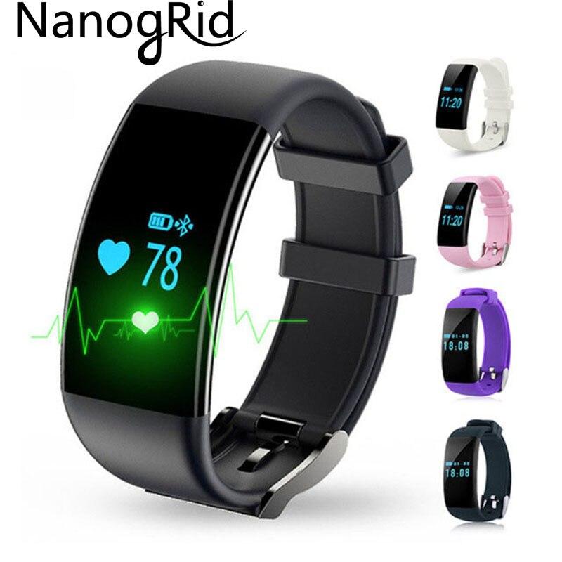 Dfit Ip67 Smart Watch Herz Rate Schritt Zählen Smart Wasserdichte Uhr Luxus Sport Uhr Männer Frau Tracker Vs Fit Bit Fitbits Uhr Buy One Give One