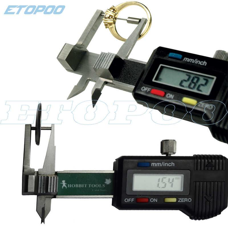 Digital Caliper Gauge 0~25mm Micro Electronic Digital Display Triple Use Ruler Thickness Measuring Caliper Gauge