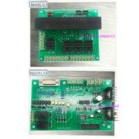 Original autocut cartão sistema de controle v9.2 para cnc edm média velocidade máquina 8 pces cartões juntos Máquina EDM p/ fios     -