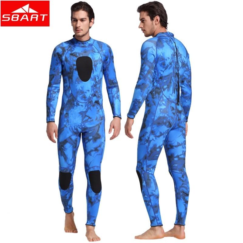 Man's 3mm Neoprene Wetsuit Men Diving Suit Winter Diving Jump Suit One-piece Winter Swimsuits Scuba Diving Spearfish Body Suit nika jump winter sport yellow