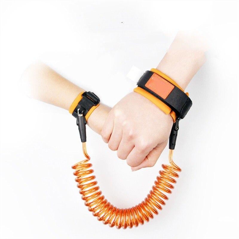 1 Pc 2 M Anti Verloren Handgelenk Link Kleinkind Leine Sicherheit Harness Für Baby Sicherheit Walking Harness Tool Kit