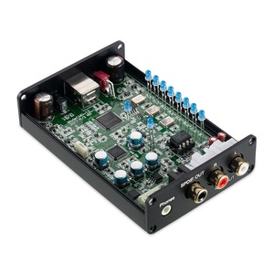 Image 5 - Mini AK4490 XMOS USB Audio Decoder DAC HIFI Headphone Amplifier SPDIF DSD256 5V Desktop Amplifier