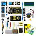 Новинка 2019! Обновленная версия Keyestudio базовый стартовый набор V2.0 (Мега 2560 доска) с подарочной коробкой для Arduino Kit + PDF (онлайн)