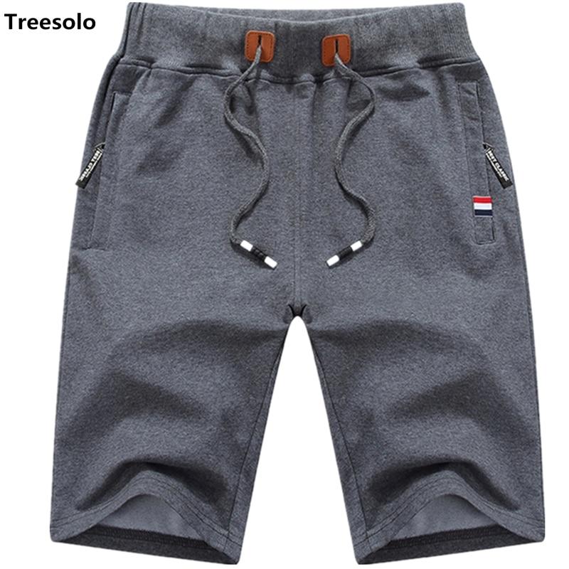3ee544c591afc Cotton Shorts Men Summer Beach Short Male Casual Shorts Mens Solid  boardshorts High Quality Elastic Fashion