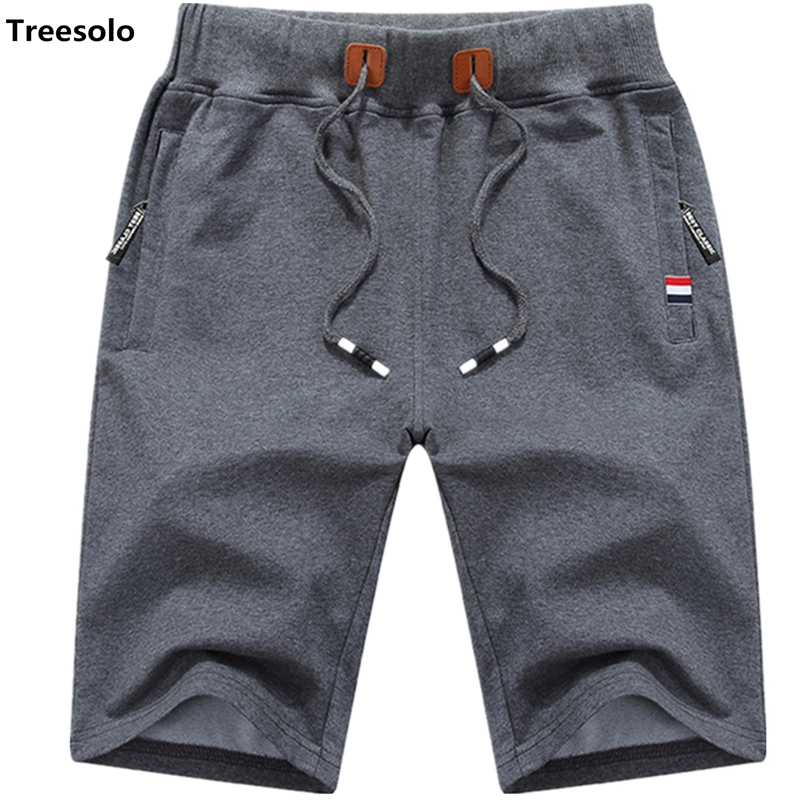 Cotton Shorts Men Summer Beach Short Male Casual Shorts Mens Solid boardshorts High Quality Elastic Fashion Short men S-5XL 1012
