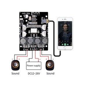 Image 3 - Bluetooth 5.0 TPA3118 2x30W 8 26V DC audio Stereo Bluetooth scheda amplificatore di potenza digitale per amplificatori