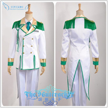 K Return Of Kings Jungle Hisui Nagare Army Military Uniform Cosplay Costume , Perfect Custom For You !