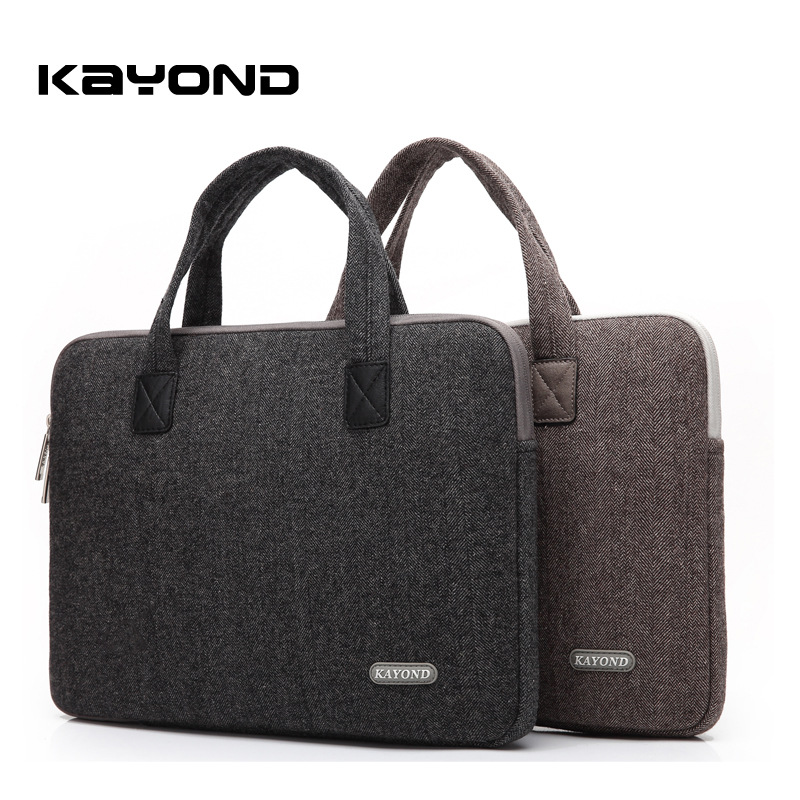 Kayond Nylon Business Laptop Sleeve Bag Bolso a prueba de arañazos - Accesorios para laptop - foto 1
