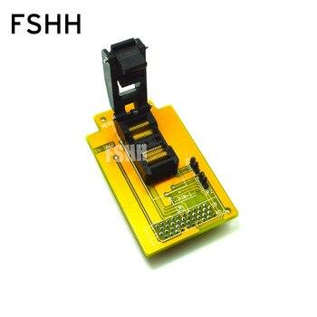HEAD-PIC16C54-SSV2 Programmer Adapter for HI-LO GANG-08 Programmer Adapter IC SOCKET(Flip test seat)