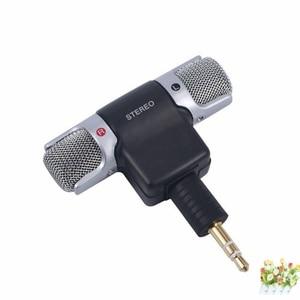 Image 4 - Mini micrófono estéreo de 3,5mm para micrófono para portátil para ordenador no para teléfono