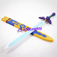 The Legend of Zelda Skyward Sword with sheath cosplay prop pvc made ACGcosplay