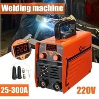300Amp Welding Inverter Machine LCD Digital MMA/ARC Portable Welders ZX7 200C