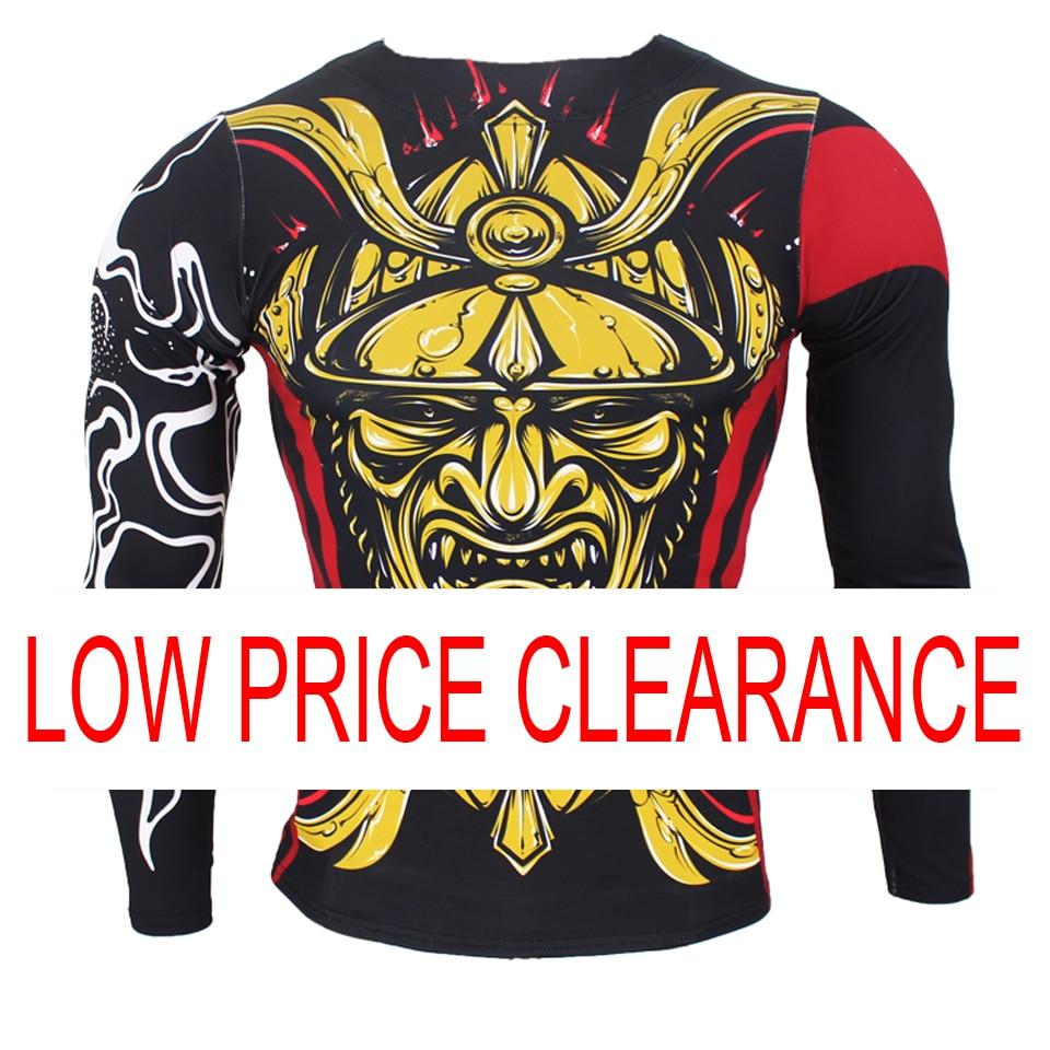 Clearance Japanese Warrior Spray Mma Clothing Jaco Fitness Fighting Fierce Boxing Sweatshirt Boxing Jerseys Short Muay Thai