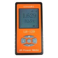 Infrared Power Meter Car Glass Solar Films Insulation Performance Test Radiation Energy Meter Measuring Range