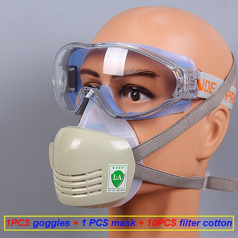10 pz maschera antipolvere