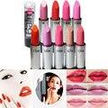 Waterproof Elegant Daily Color lipstick to mouth Lipgloss maquiagem makeup maquillaje beauty make up lips baton liquido matte