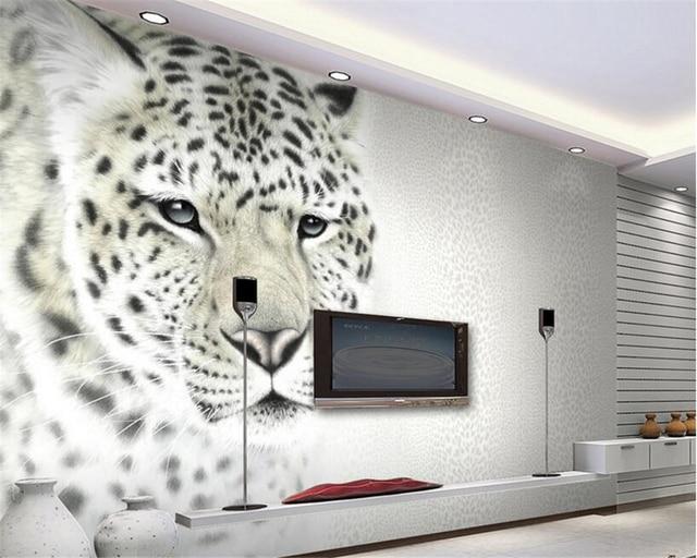 Tapeten Leopardenmuster beibehang benutzerdefinierte moderne mode persönlichkeit tapete