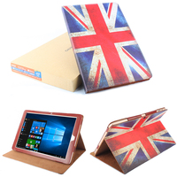 10 Painted Fashion Case For CHUWI Hi12 PU Leather Case For Chuwi Hi12 Tablet PC Stand