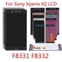 5.2inch LCD For SONY Xperia XZ Display F8331 F8332 Touch Screen Digitizer Replacement Parts For SONY Xperia XZ LCD Display msd6a638jsmg 8 xz
