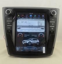10,4 «вертикальный экран android 7,1 Quad core автомобиля gps радио навигации для renault Kadjar 2015-2017