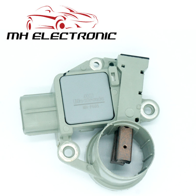US $15 11  MH ELECTRONIC Car Alternator Voltage Regulator F600 F8WU 10C359  AB R007520270S ALT C 157 230065 FDR600 for Ford for Prestolite-in Voltage