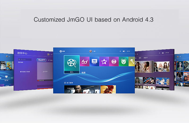 JMGO G3 Portable Projector Android 4k (15)