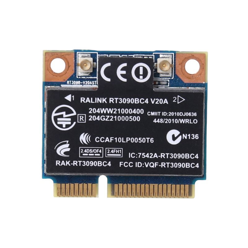 Wireless WiFi Card Bluetooth 3.0 4520s WLAN Mini PCI Express For HP RT3090BC4 ProBook