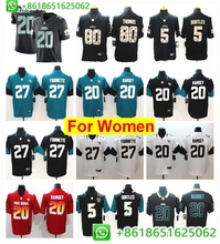5dc53e486 women s Jacksonville Jalen Ramsey Leonard Fournette Calais Campbell Blake  Bortles Yannick Ngakoue football jerseys(