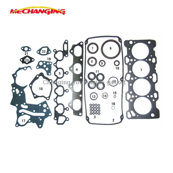4G64 V31 Full Gasket Set ENGINE PARTS Overhaul Package FOR MITSUBISHI L 200 L 400 and PAJERO II DELICA 2.4 16V MD974764 50139700