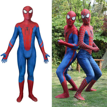 The Amazing Spider-Man Peter Benjamin Parker Spiderman Cosplay Costume Zentai Superhero Bodysuit Suit Jumpsuits