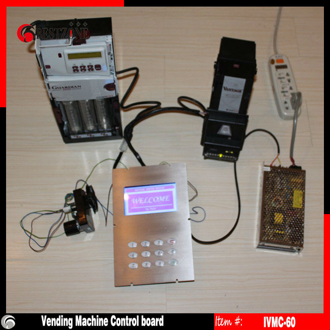Vending machine control board or controller or mainboard with MDB interface