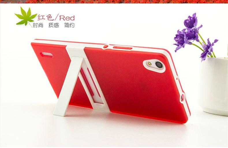 Marco de PC ultrafino Huawei P7 Funda blanda Funda de silicona TPU - Accesorios y repuestos para celulares - foto 6