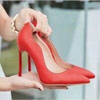 Европейский стиль женские туфли на шпильке пикантные с острым носком каблук из металла летнее платье туфли лодочки без шнуровки на мелкой т