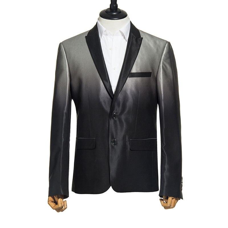 chaqueta americana hombre traje chaqueta traje hombre trajes de hombre  cazadoras ST001 en Trajes de La ropa de los hombres en AliExpress.com  627a5946644