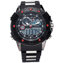 Mens Luxury Brand Sports Watches Dive 30m Digital Military