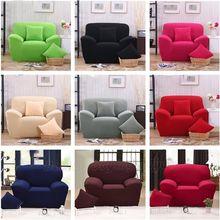 Elastische Stretch Couch Sofa Umfasst 1 2 3 4 Sitzer Protector Cover Schutzhülle
