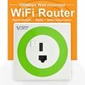 VONETS Wi-fi Sem Fio-Sala 300 Mbps Na Parede Wi-fi Roteador Repetidor Ponte wi-fi com USB porto De Carregamento para o Hotel Quartos casa