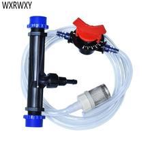 Venturi injetor de fertilizante automático, 3/4 1/2, sistema de irrigação por fertilização venturi, 1 conjunto