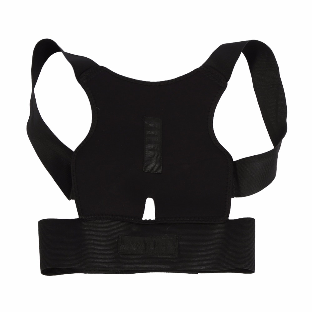 High Quality Adjustable Posture Corrector Belt to Support Back and Spine for Men and Women Suitable to Pull the Back for Body Shaping 15