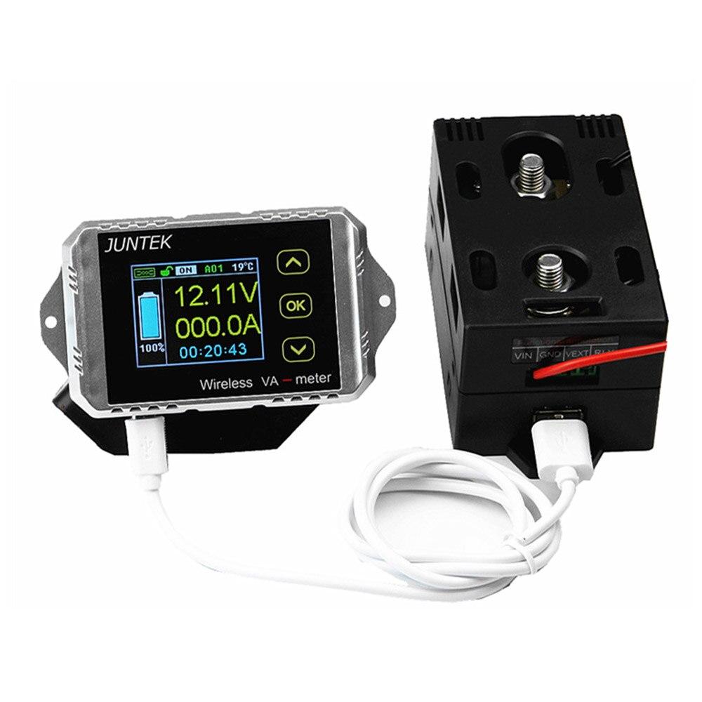 100 светодио дный В в 300A напряжение метров амперметр светодиодный измерения вольт ток мощность ёмкость измеритель мощности постоянного тока...